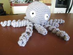 octopus Octopus, Beanie, Crochet, Hats, Fashion, Moda, Hat, Fashion Styles, Beanies