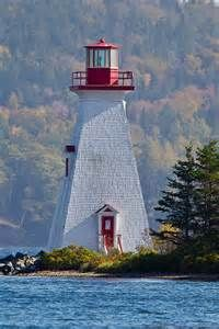 Cape Breton lighthouse, Nova Scotia