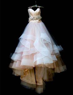 Princesses Wedding Dress,Wedding Dresses,Ball Gown Rustic Wedding Dress by DestinyDress, $277.39 USD