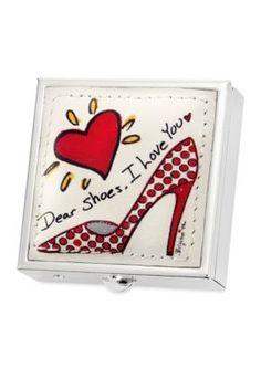 Brighton  Shoe Love Pill Box