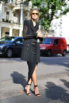 TBH, I never pin the OP. but that outfit is just awesome. London. #OliviaPalermo