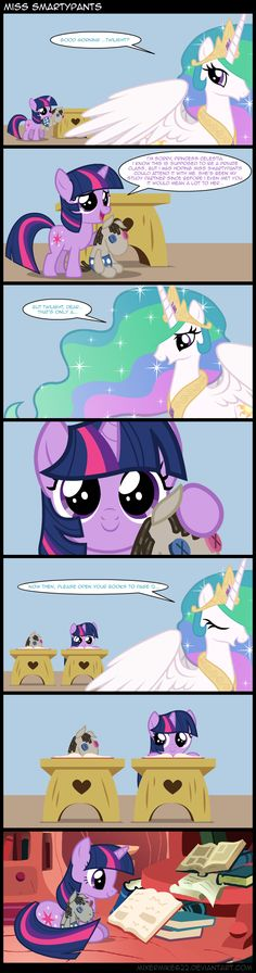 I think I just died on the inside from cuteness. Not even Celestia can go up against a cute face and win.