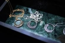"""The Passage Necklace   Sterling Silver or 14K Gold   16, 18 or 20"""" Cha – Jenna Koo Jewelry"""