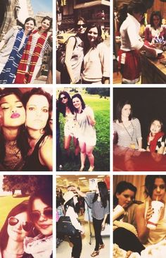 Selena and Ashley Cook