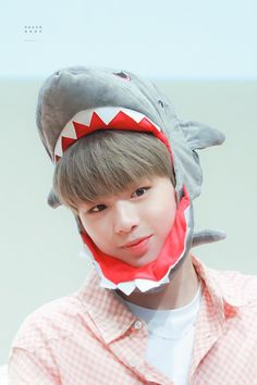 "peachdrop on Twitter: ""아기상어 🐋🦈  #강다니엘 #KangDaniel #danielk #color_on_me #뭐해… """