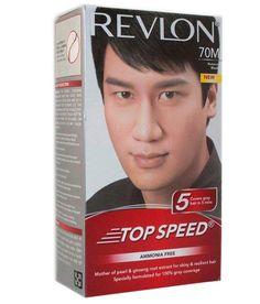 Revlon Natural Black 70m Top Speed Hair Color 95 ml