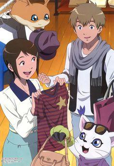 La película Digimon Adventure tri. Kokuhaku se estrenará el 24 de Septiembre.