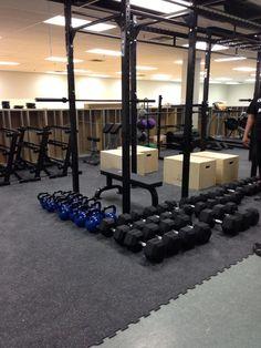 Fitness Area #GetFit #Weights #Cardio #DurhamRegion #Oshawa #FitnessCenter