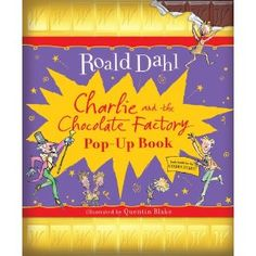 A great introduction to the world of Roald Dahl for preschoolers; features the amazing illustrations of Quentin Blake.