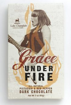 grace under fire chocolate