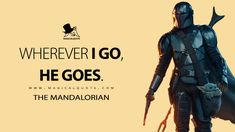 Carl Weathers, American Space, Cara Dune, I Have Spoken, Star Wars Film, Tv Show Quotes, Chapter One, 3 In One, Mandalorian