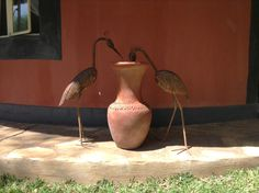 Keramik og jern