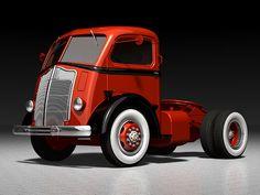 Tractor Truck 1938