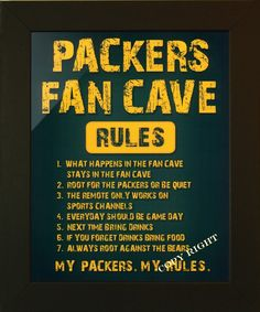 I never imagined I would see anything Packers related on Pinterest but since I have my own Packers room this is the most amazing thing I've seen on here yet.