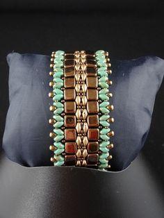 Bracelet green chic
