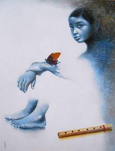 Avyukta- Me and Krishna - Krishna Seires Sudipta Kundu