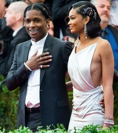 A$AP Rocky Opens Up About Chanel Iman Breakup | Vibe
