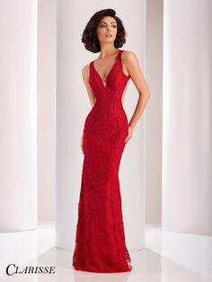 Clarisse Couture Dress 4823
