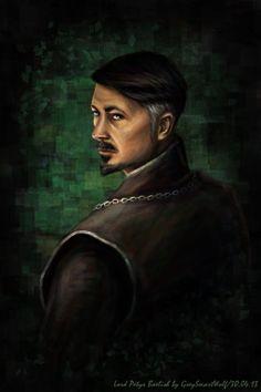 Petyr Baelish by GreySmartWolf