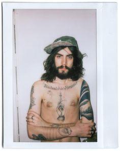 Tattoo de Tony Stone