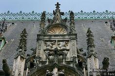 Palais Ducal - Nancy - Le Guide Vert Michelin