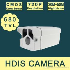 2015 New PB Appearance Korea CMOS 680TVL CCTV Camera IP66 Waterproof with 2 Wafer H.LEDS Security Camera Online with $45.07/Piece on Yarsorcctvcamera's Store | DHgate.com