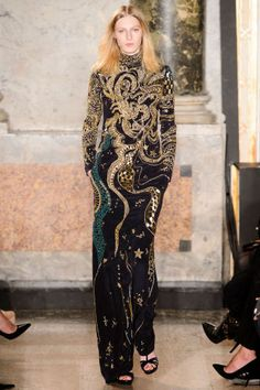 Pucci Fall 2015. See all the best looks from the Milan runways, here: