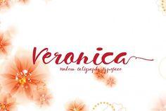 Veronica Font from FontBundles.net