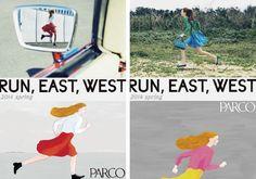 PARCO 2014年春ポスター
