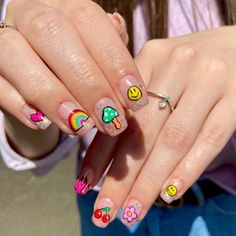 Nail Inspo, Claws, Nail Art, Candy, Turquoise, Nails, Instagram, Finger Nails, Ongles