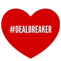 Dating deal breakers buzzfeed