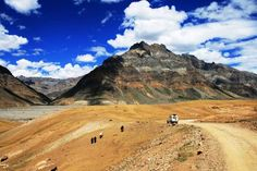 Srinagar to Leh Road Trip