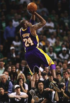 c595e19eb81 Kobe Bryant Photos Photos - NBA Finals Game Los Angeles Lakers v Boston  Celtics - Zimbio