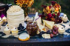 A Woodland Wedding, Reign Magazine - Photo by Sarah Rose Burns