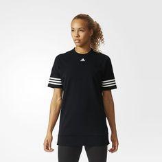 Футболка Loose - черный