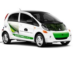 """Check out new work on my @Behance portfolio: """"2013 Mitsubishi iev"""" http://on.be.net/HiZyrQ"""