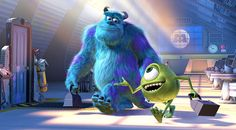 They're making a Monsters Inc. prequel, it  tells about how Mike and Sully meet a Monsters University. I can't wait!