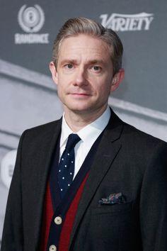 Martin Freeman at the British Independent Film Awards. December 4, 2016.