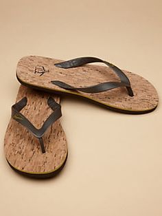 de3c0d7123c2f CORK SANDAL (need another pair for next summer!!) Cork Sandals
