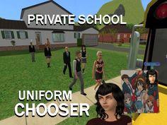 Private School Uniform Chooser