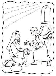 Resultado de imagen para san gabriel arcangel dibujo