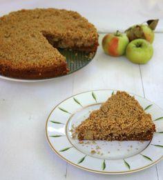 Delicious Apple Crumble Cake, gluten free, gf, gluten free cake recipe, gluten free cake