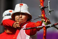 Olympics Day 2 - Archery,