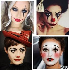 maquiagem_facil_halloween_palhaco_lavanblog