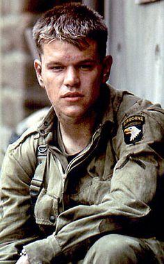 Matt Damon (Saving Private Ryan)