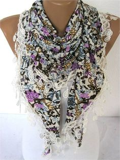 Scarf  Elegant Scarf Fashion Scarf-gift Ideas For Her