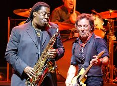 Clarence Clemons The legendary saxophonist, who powered Bruce Springsteen's E Street Band for nearly 40 years, passed away due to complications stemming from a stroke he had a week prior to his death. He was 69.