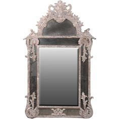 Boulevard Saint-Germain French Mirror by The French Bedroom Company