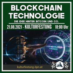 Vortrag - Blockchain Technologie Blockchaintechnologie: Den meisten sind Begriffe wie Bitcoin oder Kryptoblase ein Begriff. Doch was hinter dieser ganzen Technologie steckt wissen die wenigsten. Von Vorurteilen geprägt wollen wir die Hintergründe und die Technologie ins Zentrum stellen und diese Vorurteile aus dem Weg räumen, welche Mainstream Medien bereits seit der Entstehung der Blockchaintechnologie verschweigen oder verzerrt darstellen und möchten auf die positive Aspekte dieser ursprüngl Blockchain, Movie Posters, Technology, Centre, Psychics, Culture, Knowledge, Film Poster, Billboard