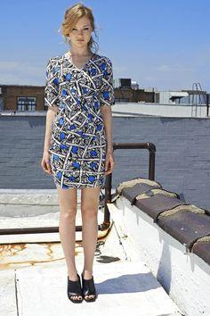 #kamzakrasou #sexi #love #jeans #clothes #coat #shoes #fashion #style #outfit #heels #bags #treasure #blouses #dress Jarno-letná kolekcia oblečenia od JC de Castelbajac